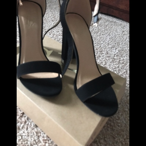 Charlotte Russe Shoes - Charlotte Russe Chunky Heels